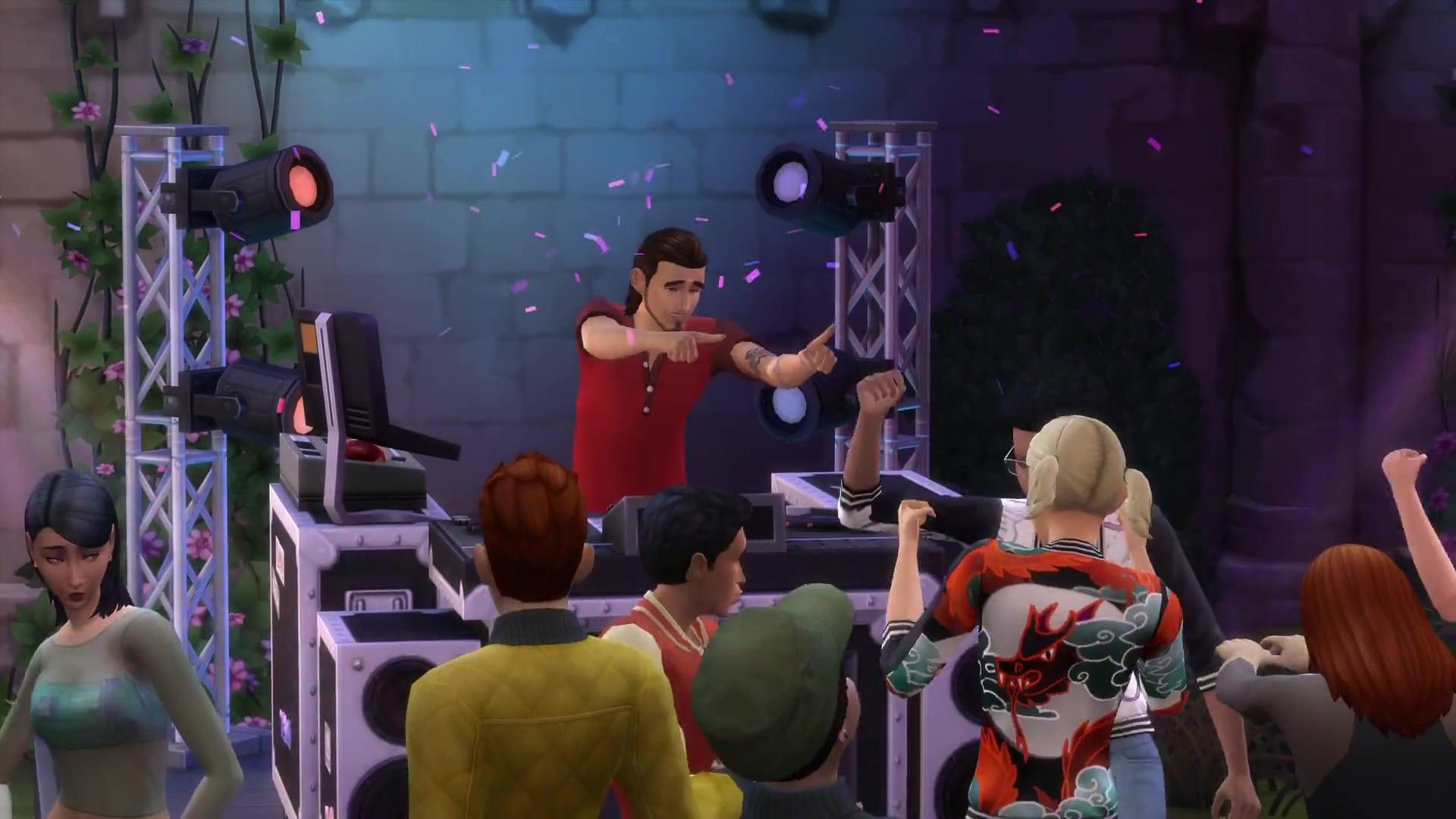 Les Sims 4: Vivre Ensemble