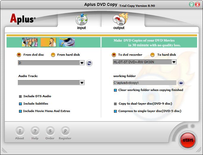 Aplus DVD Copy