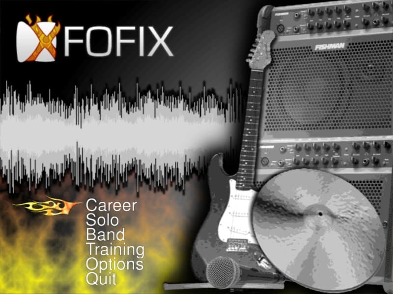 Frets on Fire X