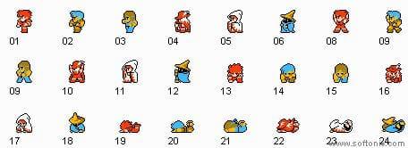 Final Fantasy Icons