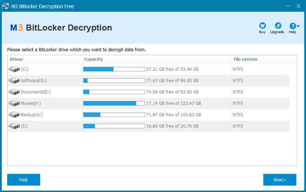 M3 Bitlocker Decryption Free