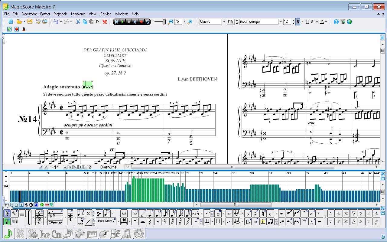 MagicScore Maestro