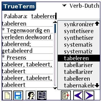 English/Dutch-Special PalmOS