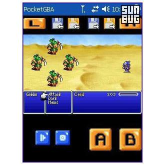 PocketGBA