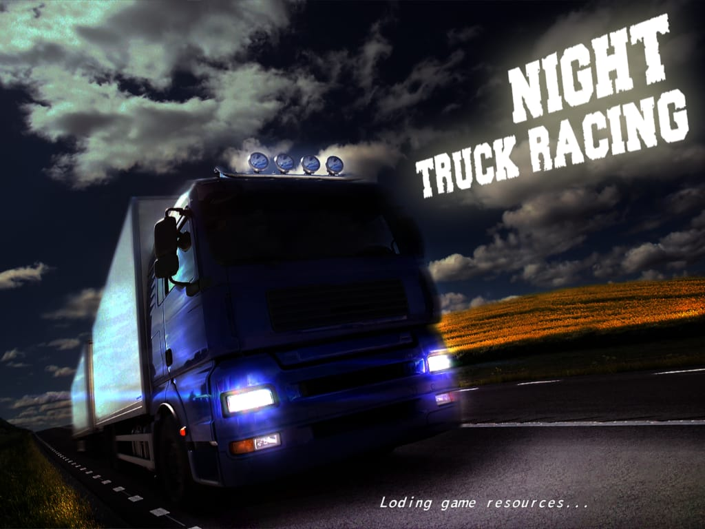 Night Truck Racing