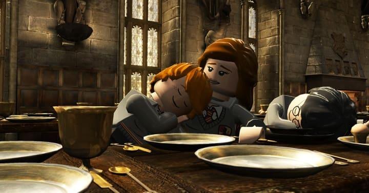 LEGO Harry Potter Lata 5-7