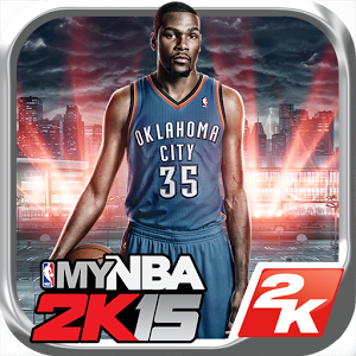 My NBA 2K15