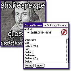 Shakespeare Glossary PDD