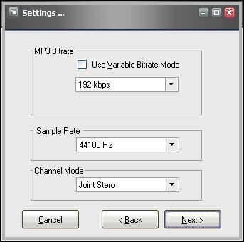 Jodix Free WMA to MP3 Converter
