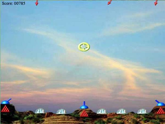 Missile Commander XP