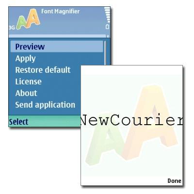 Font Magnifier