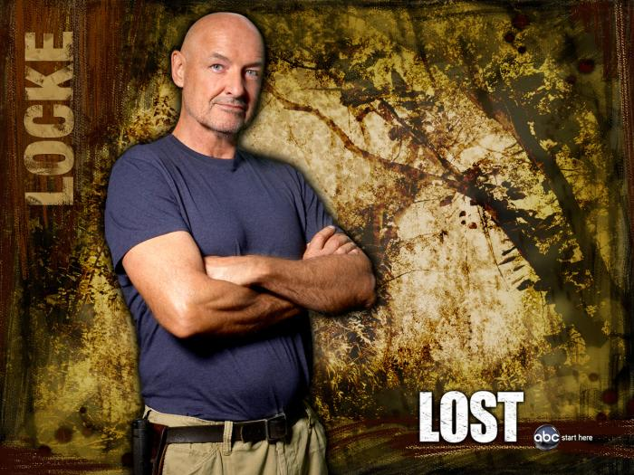 Lost Wallpaper: Locke