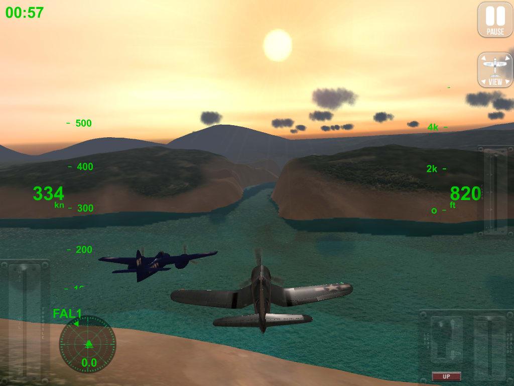 Historical Landings