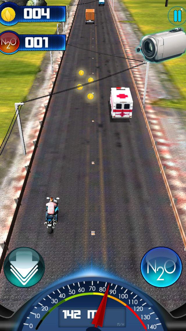 TRÁFICO Amazing Bike CRUSH