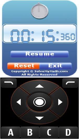Quick Stopwatch