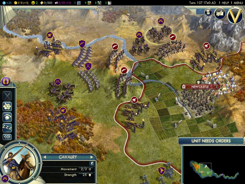 Civilization V: Brave New World