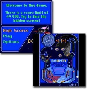 Bounty Hunter 2099-Pinball
