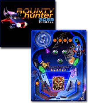 Bounty Hunter 2099 - Pinball