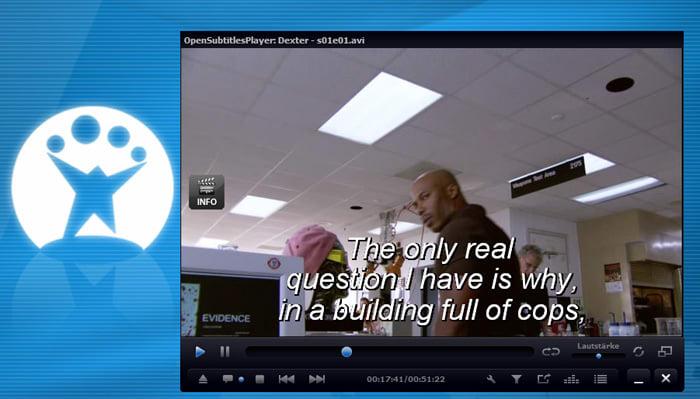 Open Subtitles MKV Player