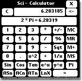 SciCalc