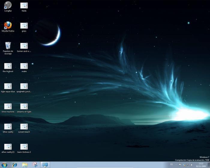 Pack de thèmes pour Windows 7