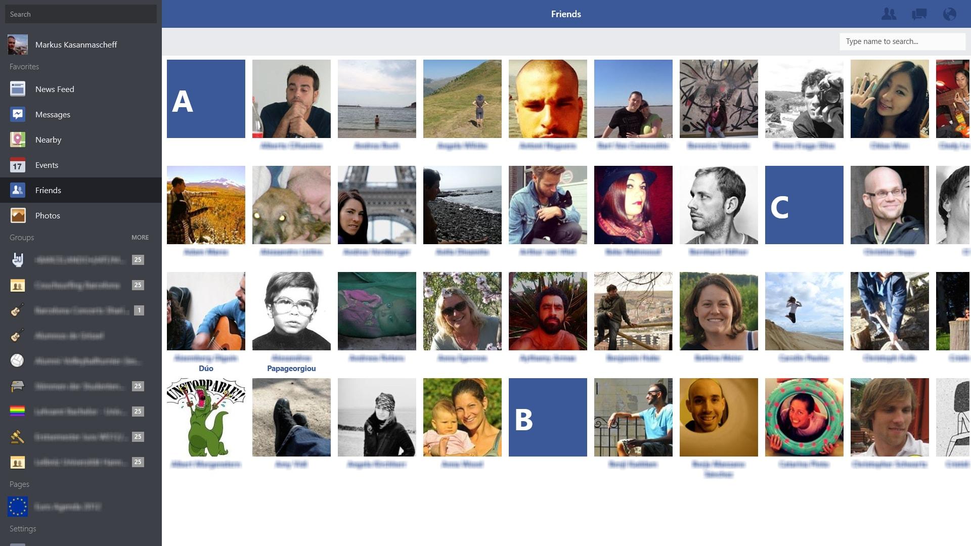 Telecharger application facebook windows 10