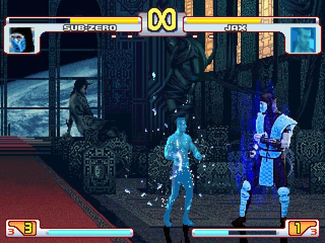 King of Fighters vs. Mortal Kombat