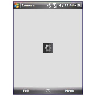 HTC Black wait cursor