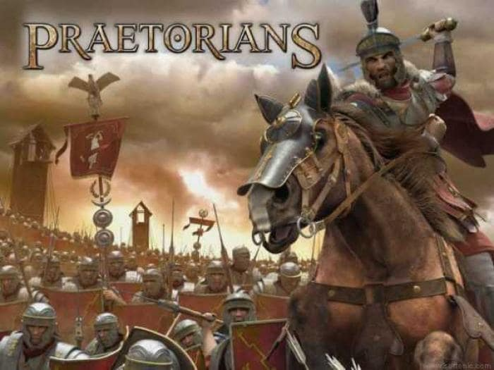 Praetorians Wallpaper