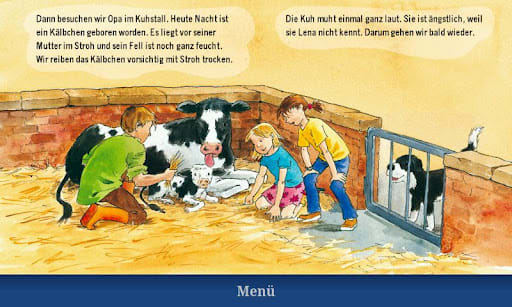 """Pixi Buch """"Auf dem Bauernhof"""""""