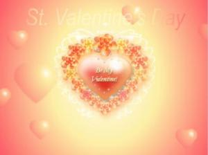 Tapeta Valentine Day Wallpaper