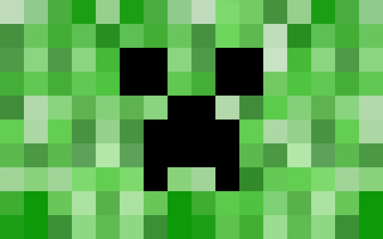 Minecraft Creeper Theme