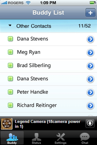 iMSN Live Messenger Free