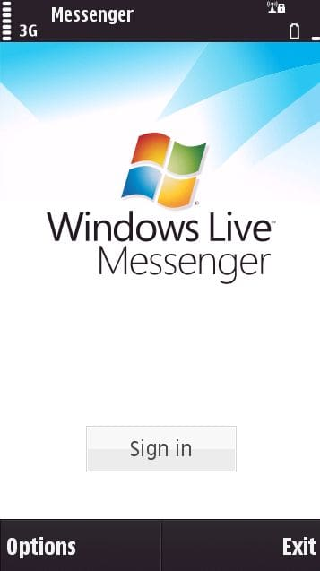 Windows Live Mobile