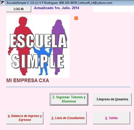 EscuelaSimple