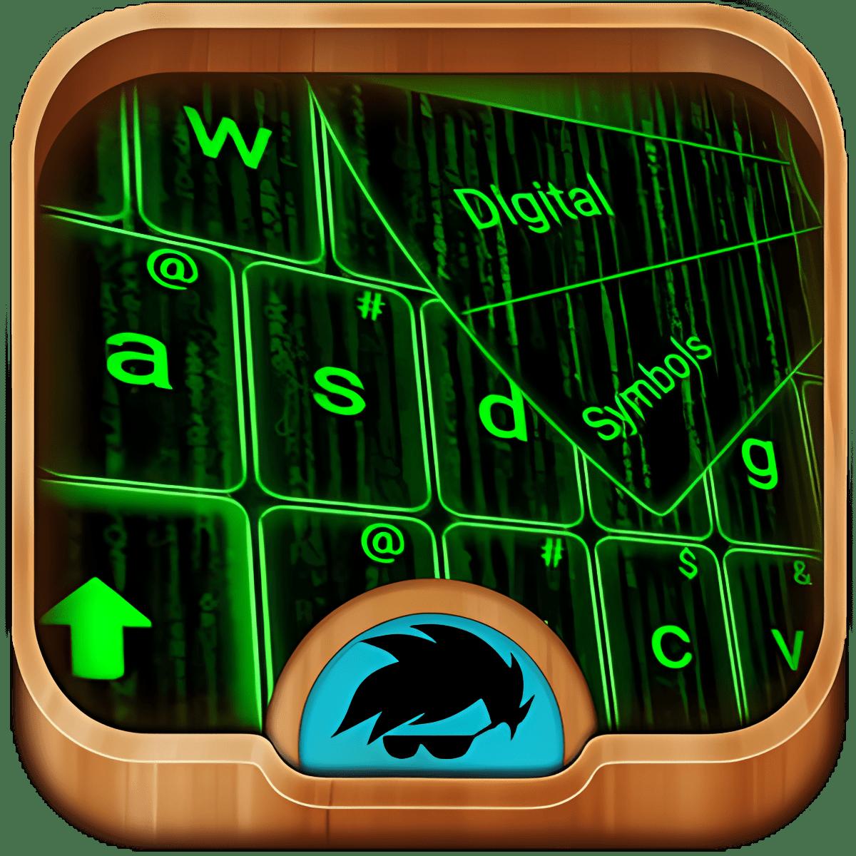 GO Matrix Keyboard