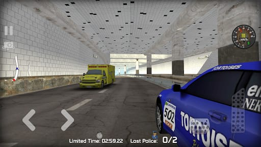 Super Street Rally Racing
