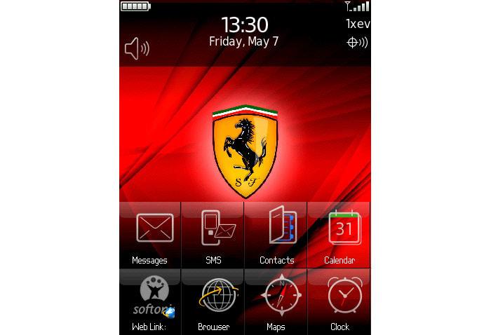 Tema Ferrari Desktop