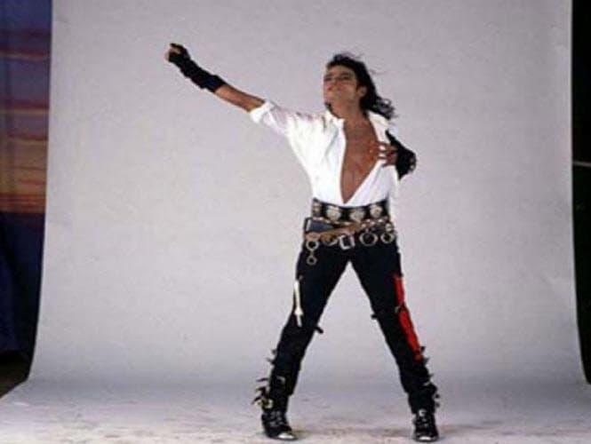 Michael Jackson Screensaver