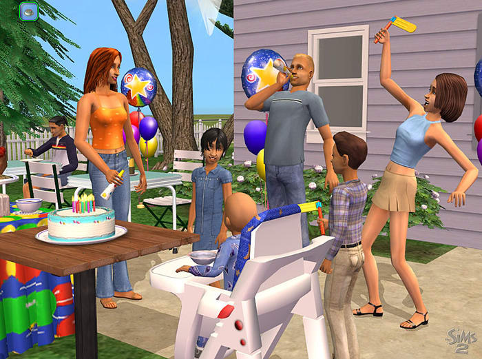 The Sims 2 Patch