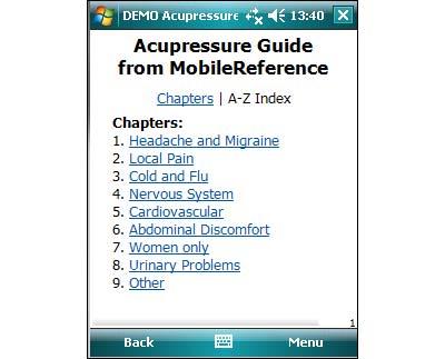 Acupressure Guide
