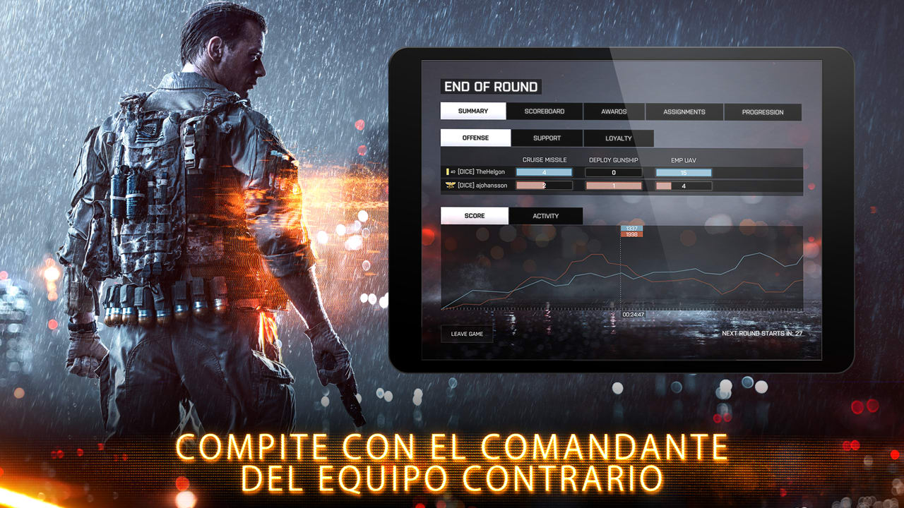 Battlefield 4 Commander