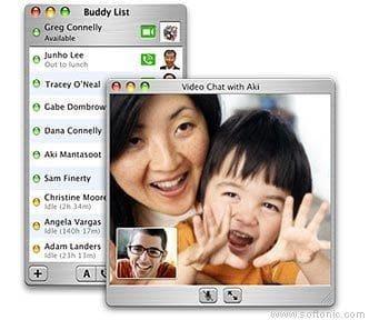 Apple iChat AV