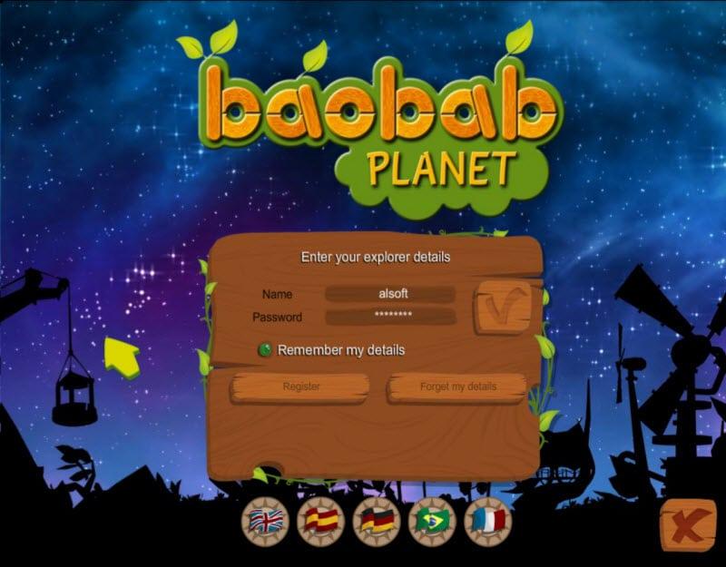 Baobab Planet