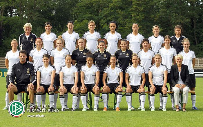 Frauen WM 2011 Wallpaper