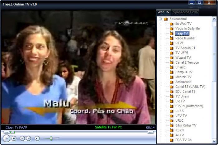 FreeZ Online TV