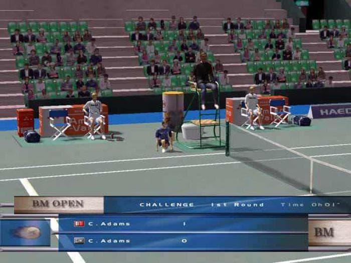 Dream Match Tennis