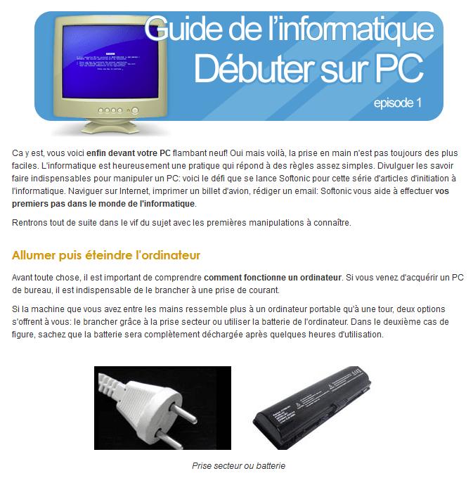 Le Guide de l'Informatique