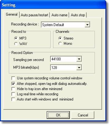 Power MP3 Recorder