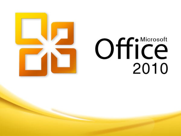 Microsoft Office 2010 Service Pack 2